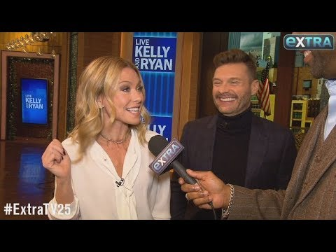 Kelly Ripa Dishes On Playing Mark Consuelos' On-Screen Mistress On 'Riverdale'