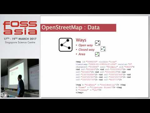 State of OpenStreetMap Data in Asia - FOSSASIA 2017