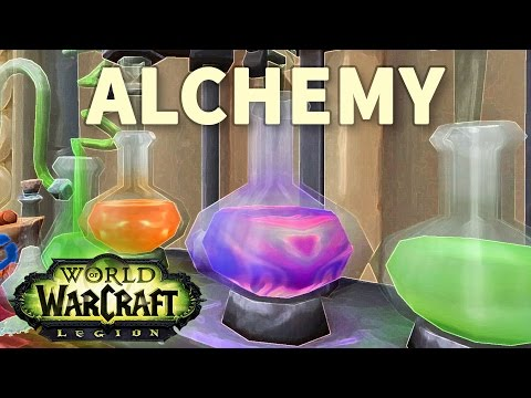 Ancient Knowledge WoW Alchemy