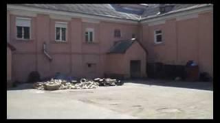 КВАТУ - внутренний двор бани на Комсомольской