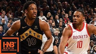 Toronto Raptors vs Houston Rockets Full Game Highlights / March 9 / 2017-18 NBA Season thumbnail