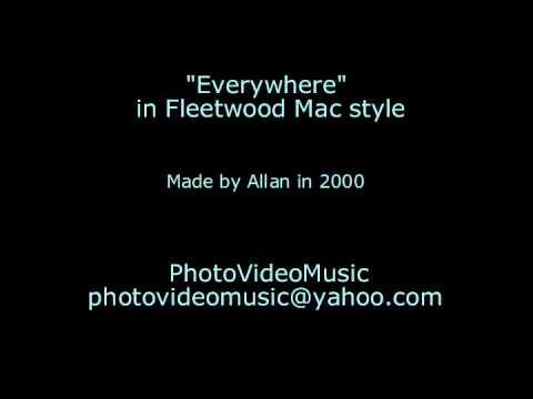Fleetwood Mac Everywhere karaoke