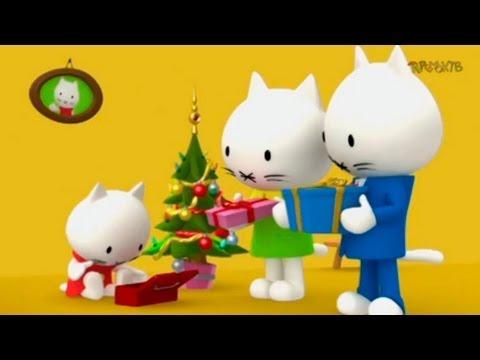 Мультики Детям - Мусти - Новогодняя елка