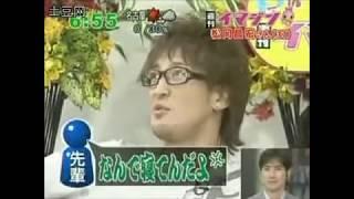 吾郎ちゃんと中居君、ツヨポンの怪しい関係♥その3