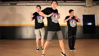 Brian Puspos @BrianPuspos Choreography | Ghetto by The Dream