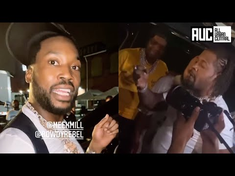 42 Dugg Meek Mill Freestyle Battle Rowdy Rebel & EST Gee In The Trenches Of NY