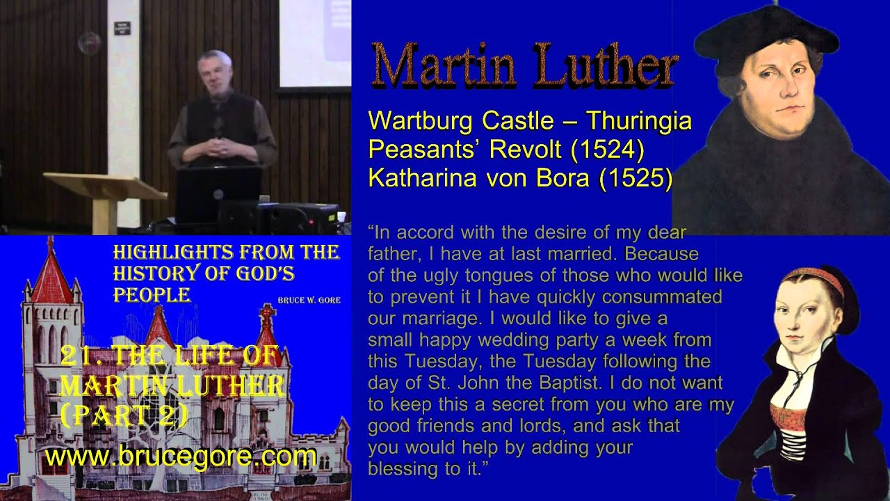 """martin luther and the german peasant revolt Free essay: """"under the outward appearance of the gospel, they honor and serve the devil, thus deserving death in body and soul ten times over"""" luther's."""