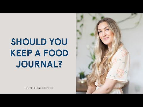 Can a Food Journal Help You Eat Healthy?