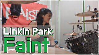 Linkin Park - Faint - Drum Cover (By Boogie Drum)