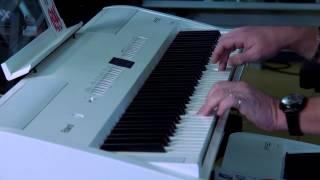 prsentation du piano echantillonn roland fp 80 par francois emission 100 musique tlt