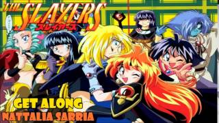 Get Along (Slayers opening 1) cover latino by Natalia Sarria