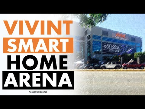 Why The Vivint Smart Home Arena Is So Jazzy 😂