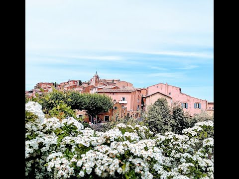 50 Shades of Ochre: Roussillon, Provence