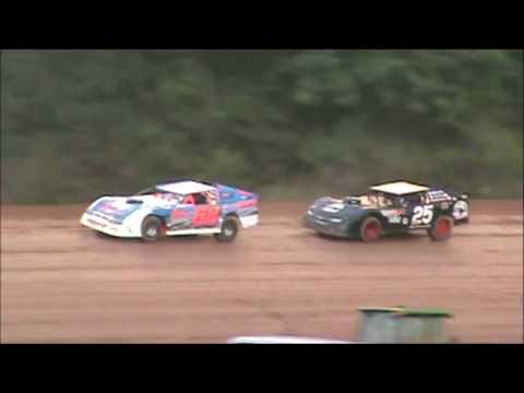 Jason Fosnaught Heat Race Lernerville Speedway 7/21/17