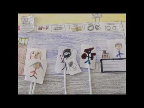 "Making Movies that Matter: ""The Robbery"" by Carlos Santana Arts Academy"