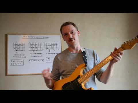 Music Nuggets: Josh Homme's Wonky Guitar Scales