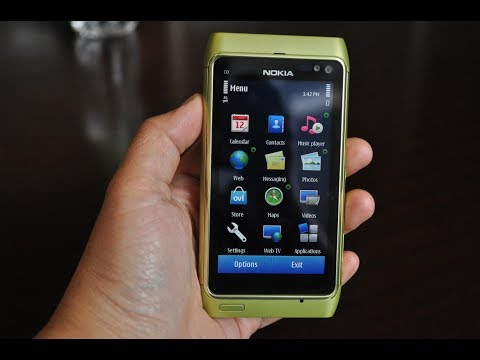 ALOFONE.VN - Nokia N8 cảm ứng amoled NHẬY HƠN cả iPhone