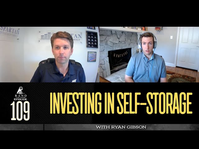 Investing in Self-storage with Ryan Gibson
