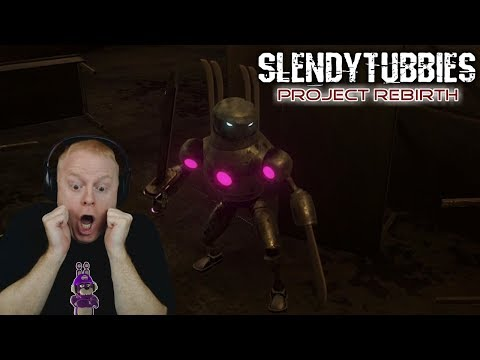THE IMPOSTER KNOWS MY EVERY MOVE | SLENDYTUBBIES PROJECT REBIRTH ( DEMO ) RESISTANCE'S HIDEOUT