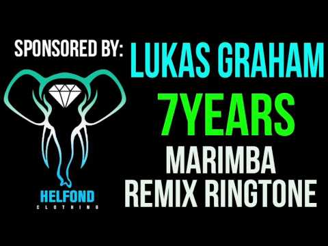 Lukas Graham - 7 Years Marimba Remix Ringtone and Alert