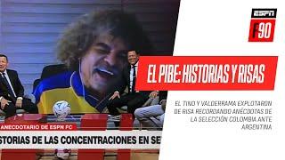 ¡Historias inolvidables! Córdoba, El Tino y El Pibe recordaron algunas anécdotas frente a Argentina