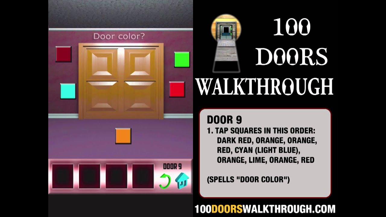 100 Doors X - Door 9 Walkthrough iPhone | 100 Doors X 9 | 100 Doors Walkthrough Cheats - YouTube & 100 Doors X - Door 9 Walkthrough iPhone | 100 Doors X 9 | 100 Doors ...