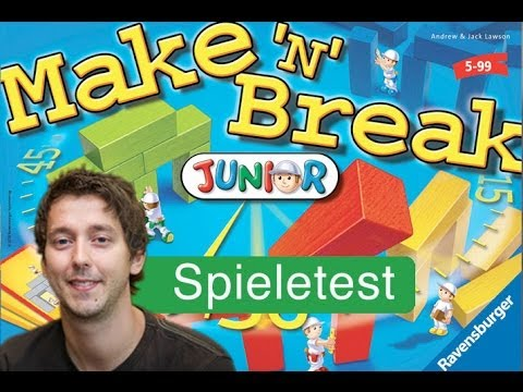 Make N Break Anleitung