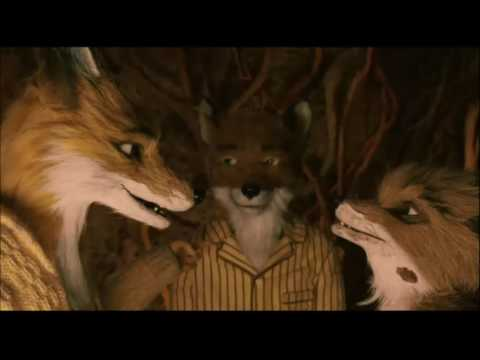 "Fantastic Mr. Fox - ""different"""