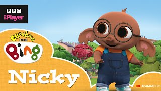 Sula's Cousin Nicky Best Bits | Bing | CBeebies