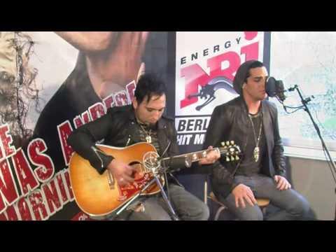 Adam Lambert - Whataya Want From Me (Radio NRJ.de)(04-30-10).flv