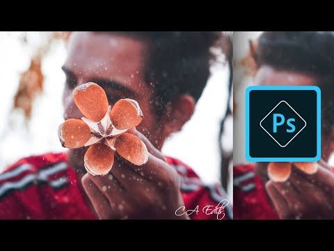 Cinematic Color Grading In Photoshop CC | Tutorial HD thumbnail