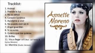 Annette Moreno Discography