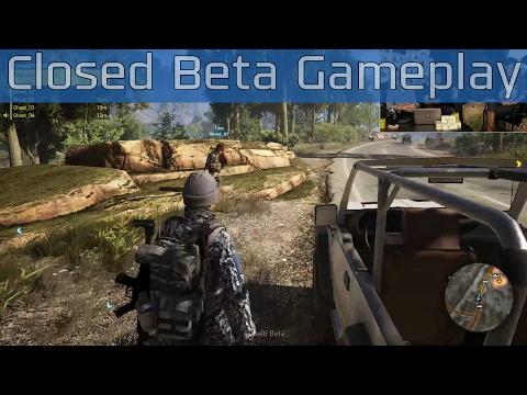 Tom Clancy's Ghost Recon: Wildlands - Closed Beta Gameplay [HD 1080P]