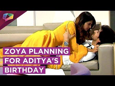 Zoya All Set To Surprise Aditya   Bepannaah