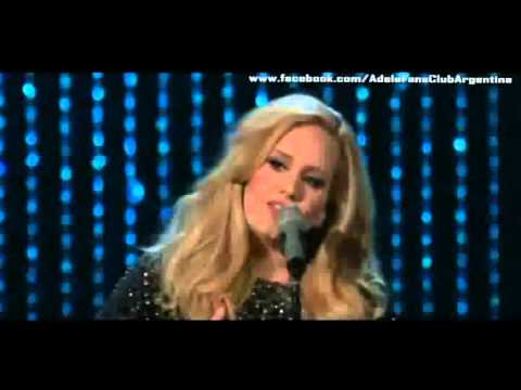 Skyfall Adele En Vivo Subtitulado En Espanol