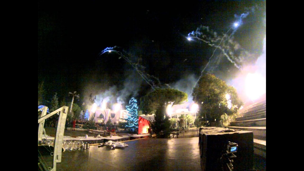 noel 2018 a la grande motte Spectacle Pyromélodique La Grande Motte 20/12/2014 (Première  noel 2018 a la grande motte