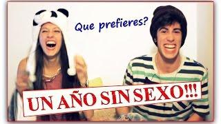 UN AÑO SIN SEXO!!! | Tag: Que prefieres?  ft: Alejo Igoa