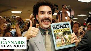 Borat Star Sues Massachusetts MJ Biz, Schumer Federal MJ Legislation, & Tennessee Solicits Feedback