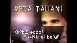 Album Reda Taliani _Khobz Eddar Yaklou El Berani