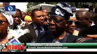 'Those Watching My House Are Mischief-Makers', Tinubu Reacts To Bullion Van Allegation thumbnail