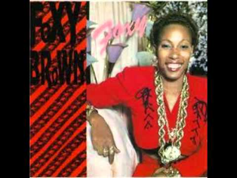 Foxy Brown- Baby Its you