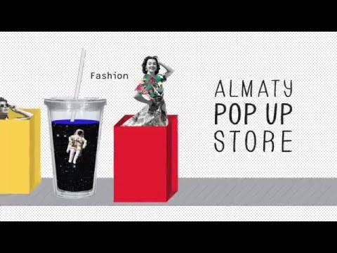 Almaty Pop Up Store