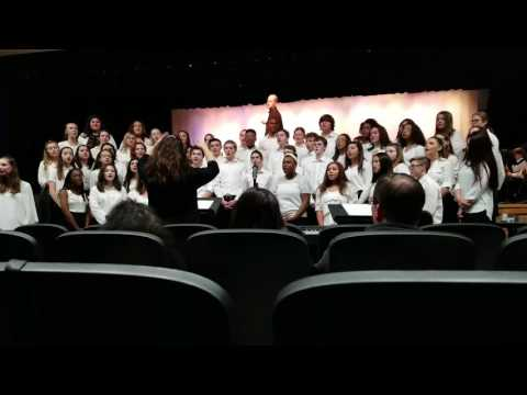 Christmas Concert 2016.  Freehold Township High School