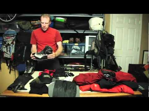 Mountaineering Clothing, Equipment And Gear