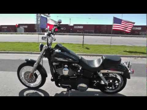 Used 2007 Harley-Davidson Street Bob Motorcycle For Sale