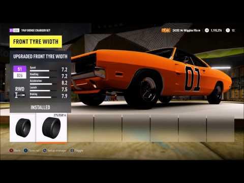 Forza Horizon 2 - Cars From The Movies...