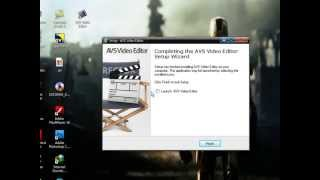 شرح برنامج AVS Video Editor 6 4 1 240 للتعديل على الفيديو واضافه التاثيرات عليه