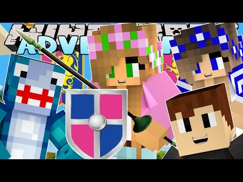 Minecraft - Little Kelly Adventures : MAGIC KINGDOM GAMES!