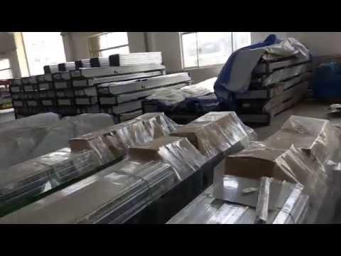 (Parking lift )QINGDAO TELIAN MACHINERY CO.,LTD FACTORY VIDEO SHOW