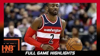 Los Angeles Lakers vs Washington Wizards 1st Half Highlights / Week 2 / 2017 NBA Season